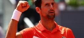 ATP Tour. A Madrid rientra Djokovic e non ce n'è per nessuno