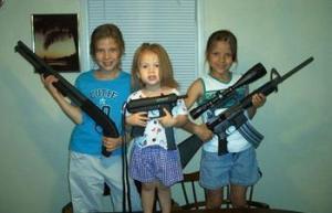 foto articolo fucile bimbi