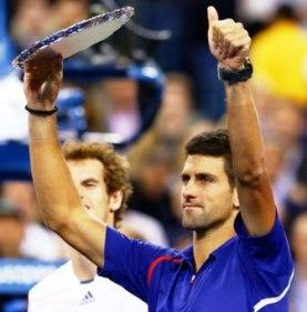 foto articolo Novak Djokovic