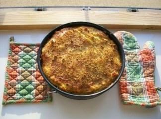 foto ricetta polpettone di patate