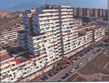 quartiere di Scampia