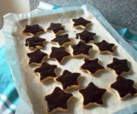 foto ricetta biscotti cocco