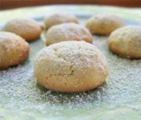 foto ricetta biscotti al limone