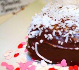 foto ricetta delizia cocco e nutella