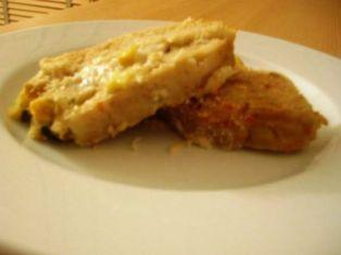foto ricetta rotolo patate e fontina
