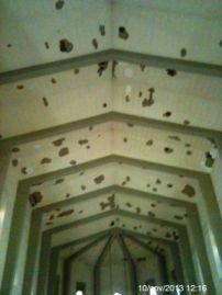 Chiesa S. Giovanni dei Fiorentini soffitto