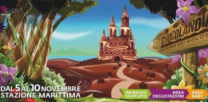 Dal 5 al 10 Novembre - Chocolandia alla Stazione Marittima di Mergellina