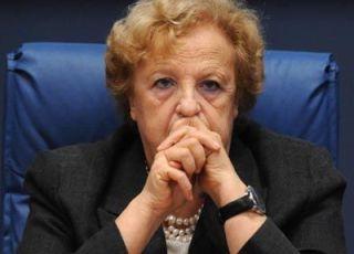 Il Ministro dela Giustizia Anna Maria Cancellieri