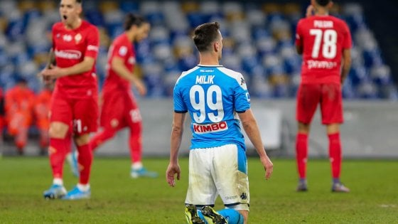 La Fiorentina mette in ginocchio il Napoli