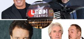 Al Teatro Lendi, un 2020 esplosivo e ricco di musica