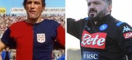 Da Gigi Riva a Maurizio Sarri – 50 anni dopo la partita del secolo una finale di Coppa Italia senza bandiere