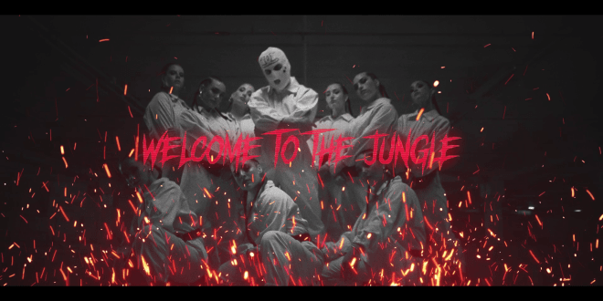 3, 2, 1, Let's go… Welcome To The Jungle