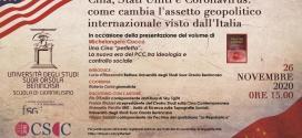Cina, Stati Uniti e Coronavirus:  come cambia l'assetto geopolitico internazionale visto dall'Italia