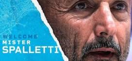Il nuovo allenatore del Napoli è Luciano Spalletti