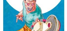 """Comicon Extra: a Benevento Tanino Liberatore con """"La potenza del Segno"""""""