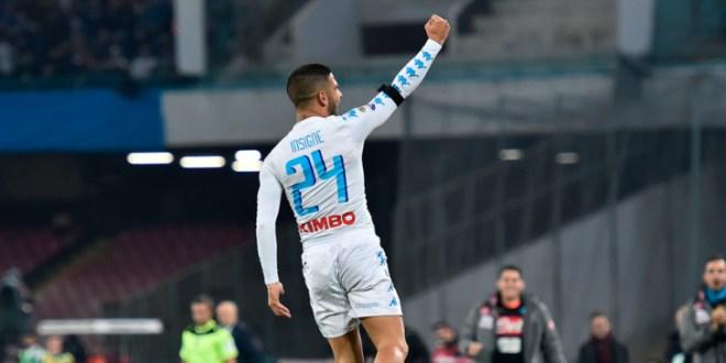 Grande show al San Paolo: Napoli-Inter 3-0