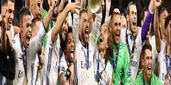 Il Real Madrid alza la coppa, niente triplete per la Juventus