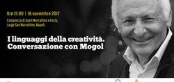 I linguaggi della creatività : conversando con Mogol al Complesso San Marcellino e Festo