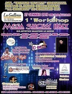 Mega Show Italy