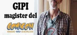 Gipi – Magister di COMICON 2019