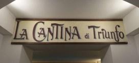 La Cantina di Triunfo e l'AIS Napoli