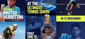 ATP Tour. Matteo Berrettini è nell'Olimpo del tennis mondiale