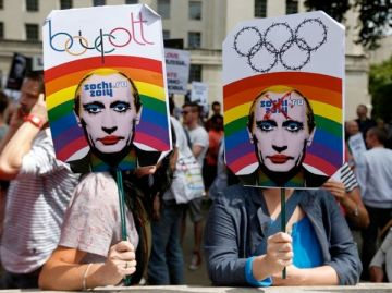 Putin-gay
