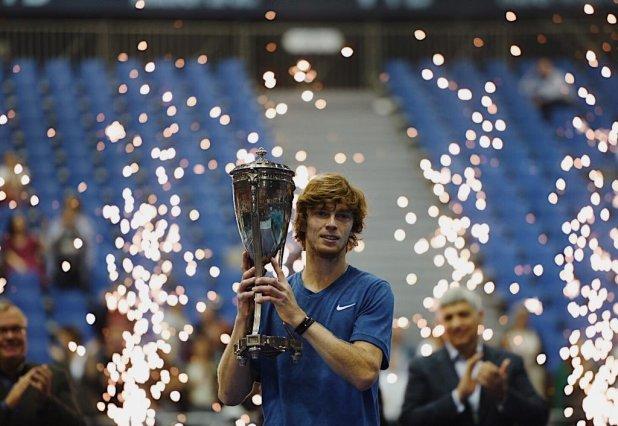 ATP Tour. Andy Murray torna a vincere. Andrey Rublev trionfatore nel torneo di casa. L'ATP 250 del Kremlino 2019 è suo.