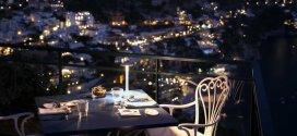 Positano Gourment al ristorane La Serra con gli stellati Tramontano e Carannante