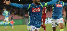 Napoli-Liverpool 1-0: Insigne riaccende la Champions azzurra