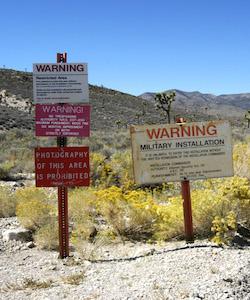 Area 51, un luogo di misteri e cospirazioni