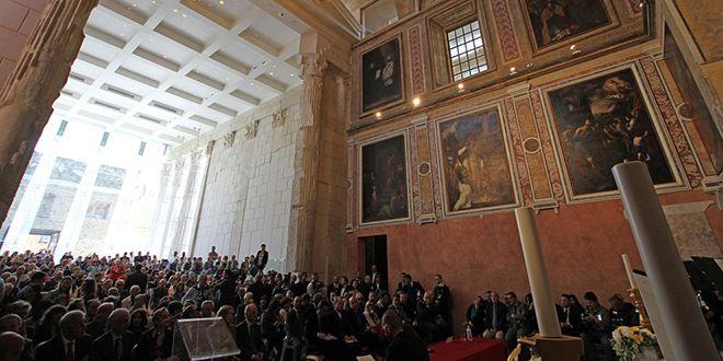 Cinquant'anni dopo riapre finalmente il Duomo di Pozzuoli