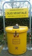 contenitore olio