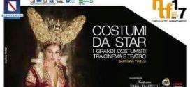 Costumi da star a Villa Pignatelli, la Sartoria Tirelli presenta i suoi tesori