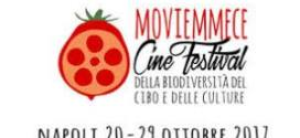 """Al NEST per  """"MOVIEMMECE – Cinefestival della biodiversità del cibo e delle culture"""""""
