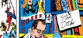 La mano creativa della Marvel, Steve Ditko, si spegne a 90 anni