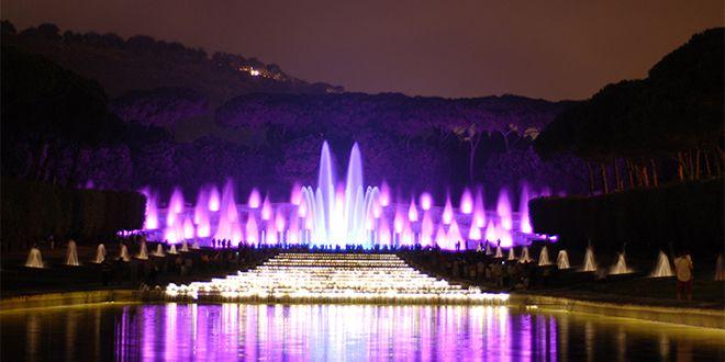 La Fontana dell'Esedra, spettacoli da quasi 80 anni