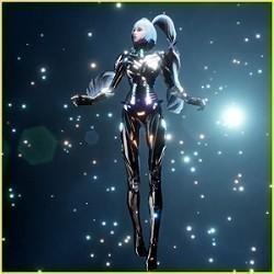 Lady Gaga Avatar