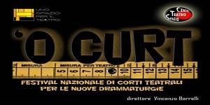"""Risultati immagini per 3^ Festival Nazionale di corti teatrali per le nuove drammaturgie 'O curt """"."""