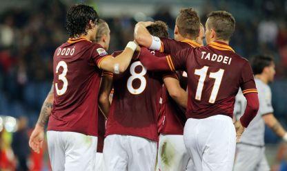 roma atalanta3-1