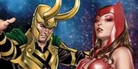 La Disney rilancia con le serie tv di Scarlet Witch e Loki