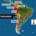 terremoto cile tsunami