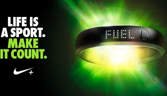 Nike FuelBand - #MakeItCount
