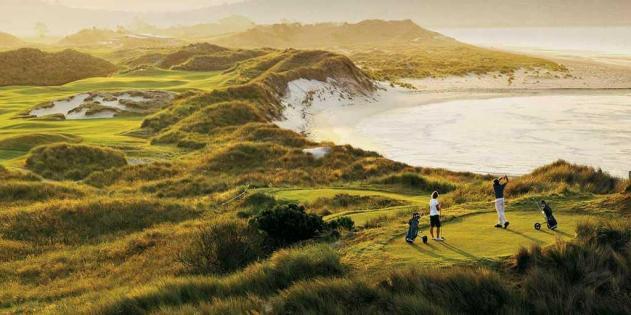 Undiscovered Golf Destination of the Year: Tasmania
