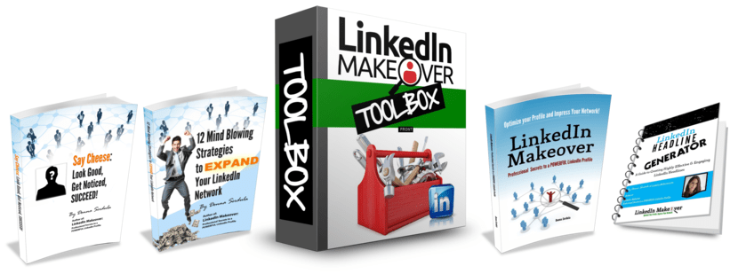 LinkedIn Makeover Products & eBooks