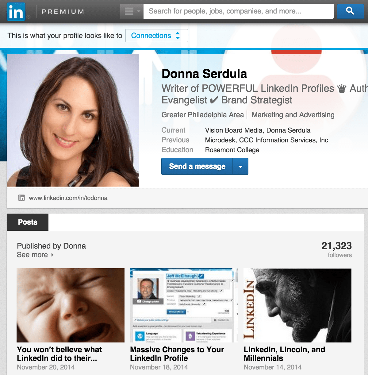 Did Your Linkedin Posts Disappear Here S How To Find Them