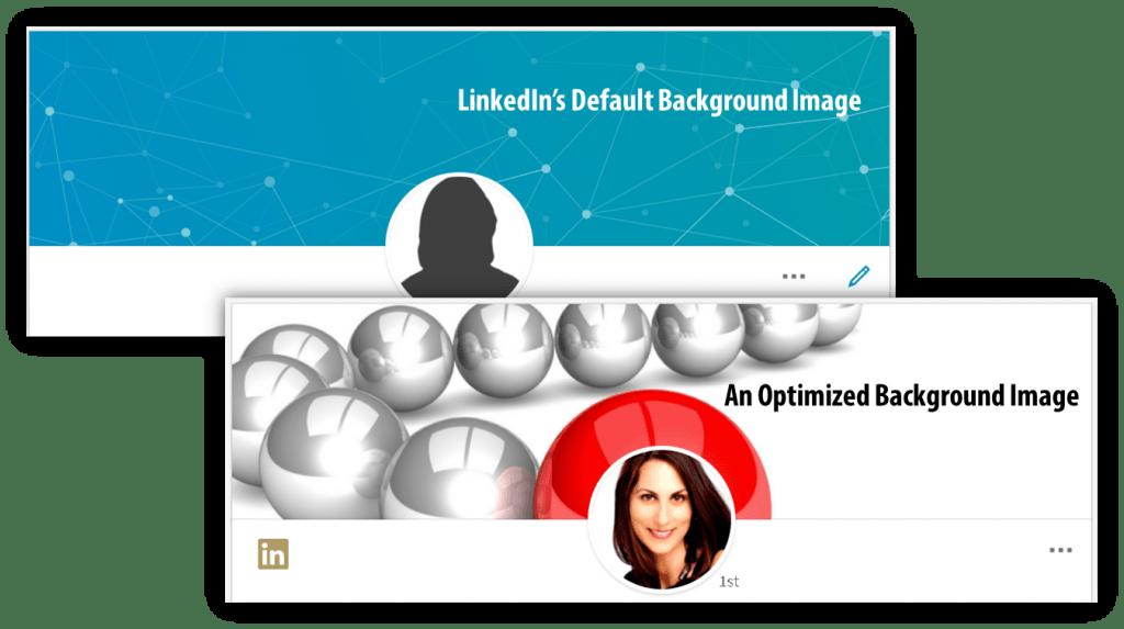 Linkedin Unique Background