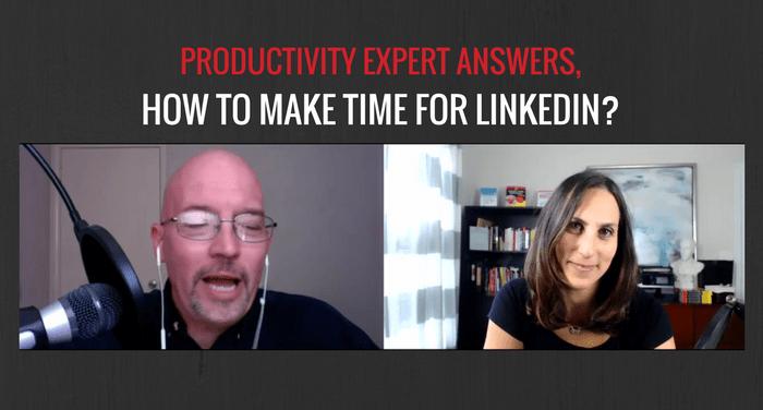 LinkedIn Productivity