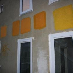 Hitzige Diskussionen – welche wird die neue Fassadenfarbe
