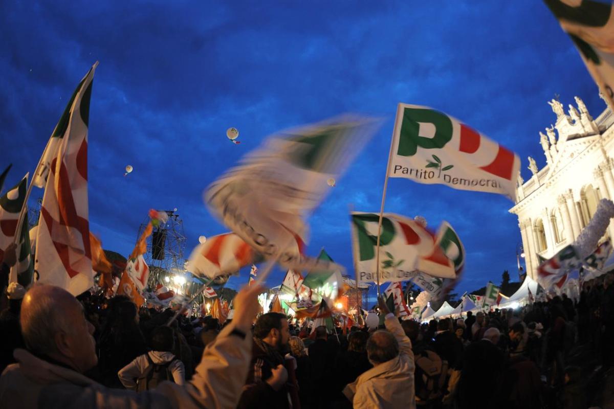Festa Di Quarant Anni la grande fuga dei militanti pd dalle feste dell'unità